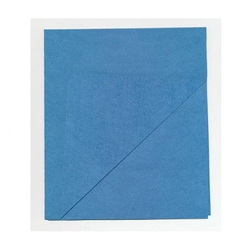 Салфетка из микроспан синяя Дили Дом 30х40 см, 1 шт