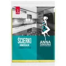 Салфетки домашние перфорированные Anna Zaradna 50х36 см, 3 шт