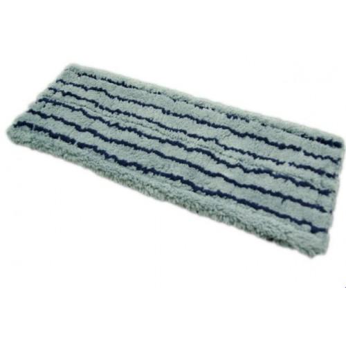 Моп микроволоконный с полосами скольжения 40 см карман-язык Uctem
