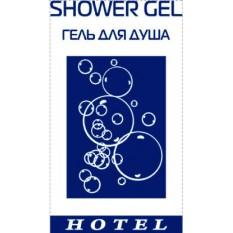 Гель для душа Hotel Цветущий луг EcoPack Дили Дом, 10 г, 500 шт