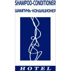 Шампунь-кондиционер Hotel Цветущий луг Дили Дом, 10 г, 500 шт