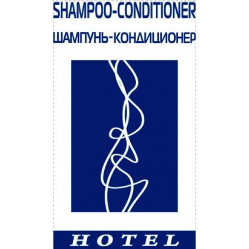 Шампунь-кондиционер Hotel Цветущий луг EcoPack Дили Дом, 1000 г