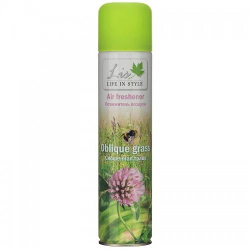 Освежитель воздуха Lis Relax Скошенная трава, 300 мл